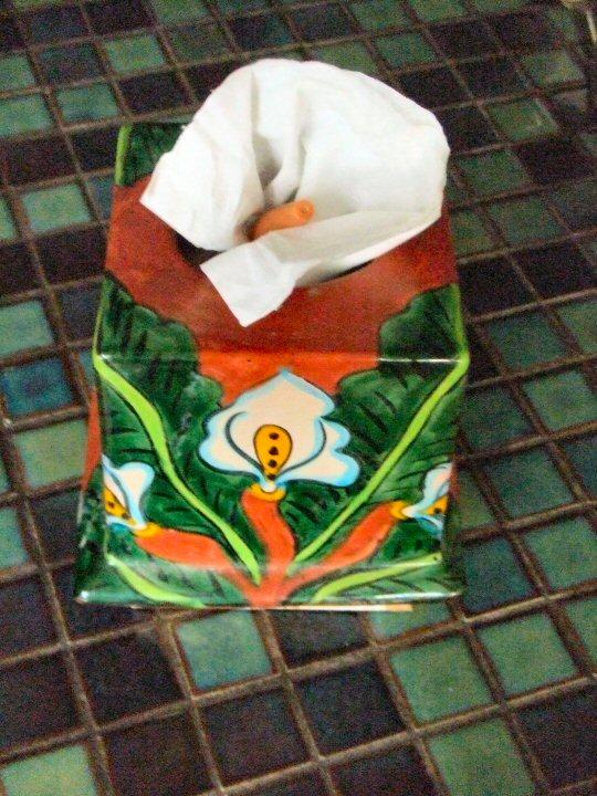 Tissue Calla